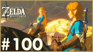 Zelda: Breath Of The Wild - Saving Naydra (100)