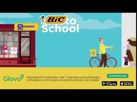 BIC on YouTube visual
