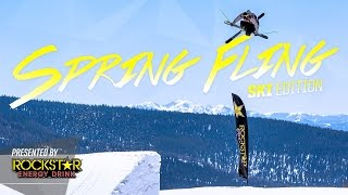 Rockstar Spring Fling - Ski Edition