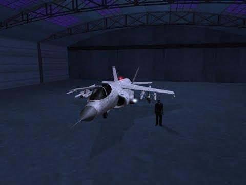 GTA San Andreas: Hydra From GTA V Overview.
