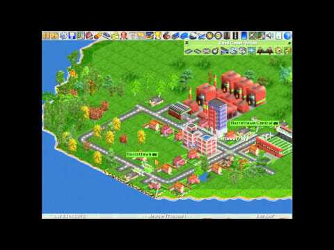 Open Transport Tycoon Deluxe - I Don't Know How to Run a Company 1