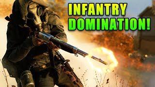 Marita Highlights - Infantry Domination! Battlefield V