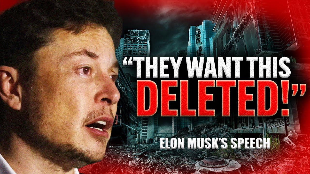 Download 'Watch Before They DELETE This!' - Elon Musk's URGENT WARNING (2021)