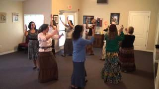 DAVIDIC DANCE:  PRAISE YHVH IN SONG by Netzerim