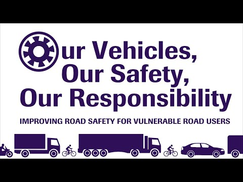 Our Vehicles, Our Safety, Our Responsibility: Improving Road Safety for Vulnerable Road Users