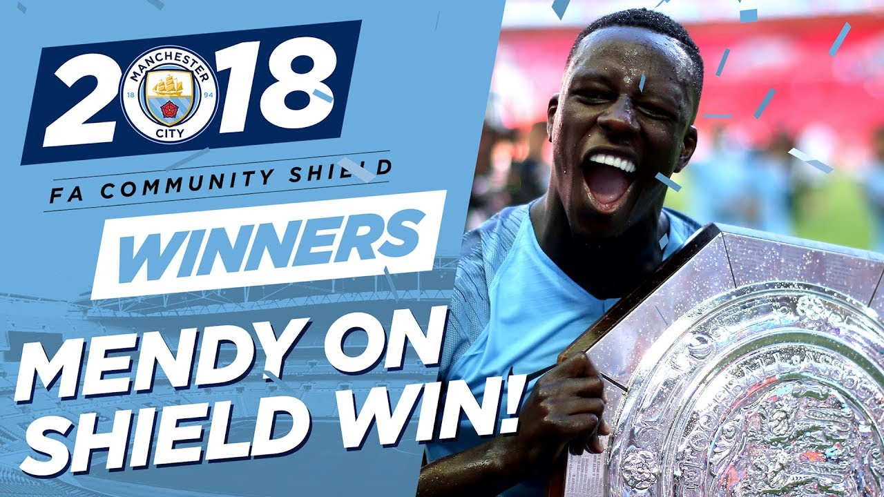 WE WANT EVERYTHING | Mendy Interview | Chelsea 0-2 Man City | Community  Shield