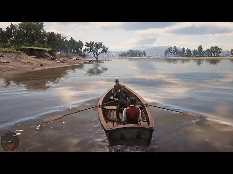 Red Dead Redemption 2 – Fishing & Singing Feel Like AC Black Flag (Very Funny)