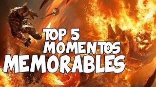 TOP 5 Momentos Memorables de la Historia de World of Warcraft