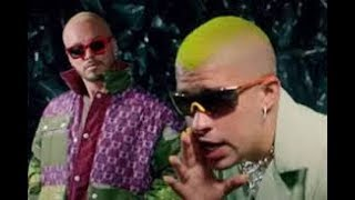 Bad Bunny - No Me Conoce  Ft J.Balvin (Corta Version)
