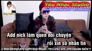 [ Karaoke ] Như nhau thôi (rap) - Loren Kid