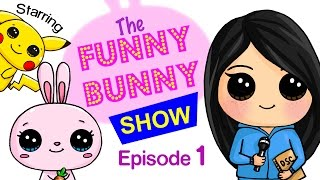 The Funny Bunny Show | Try Not to Laugh