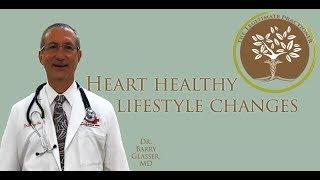 Heart healthy lifestyle changes (Cambios en el estilo de vida saludable)