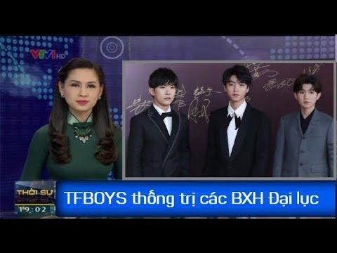 NHỮNG LẦN TFBOYS XUẤT HIỆN TRÊN TRUYỀN HÌNH VIỆT NAM  TFBOYS ON VIETNAM'S NEWS