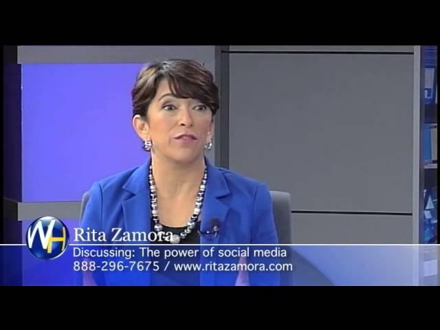 The Power of Social Media with Rita Zamora
