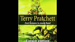 Einfach göttlich von Terry Pratchett (Fantasy) Hörbuch