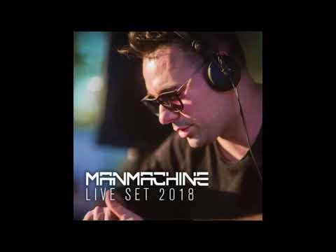 MANMACHINE - Live Set 2018 [Psytrance]