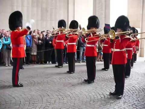 Ypres, Last Post Ceremony.