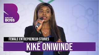She's The Boss | Female Entrepreneur Stories | Kike Oniwinde | BYP Network