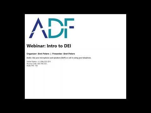 Intro to DEI: ADF Digital Evidence Investigator Webinar