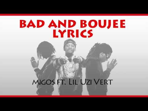 Migos - Bad And Boujee Ft. Lil Uzi Vert (Lyrics) HD