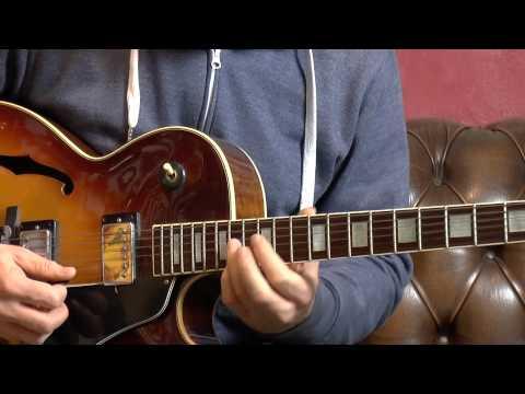 Vintage Guitar Oldenburg presents a Ibanez FA 100 Model 2355