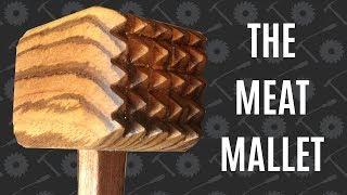 Kitchen Utensil Build Challenge 2015 - Meat Tenderizing Mallet