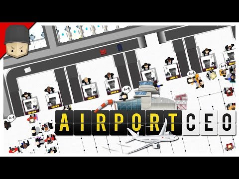 Airport CEO - Ep.06 : Baggage Conveyor System