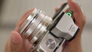 Olympus 17mm f/1.8 Review