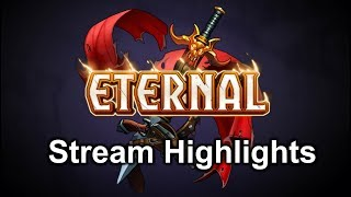 Eternal Stream Highlight Shorts - Not dying is overrated