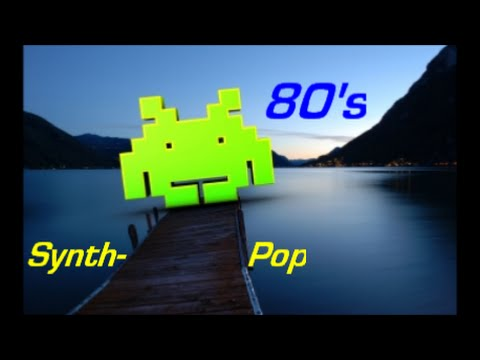 The BIGGEST 80's SYNTH-POP Invasion (Best Hits)