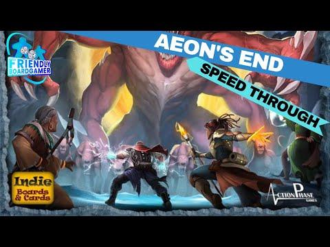Aeons End - Speed through |