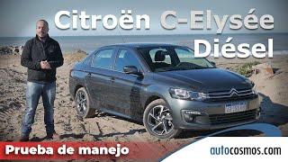 Prueba Citroën C-Elysée Diésel: Campeón de turismo | Autocosmos