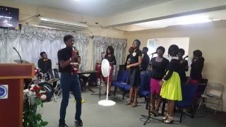 MY PRAISE – GABRIEL EZIASHI performed by RCCGMP SKN CHOIR