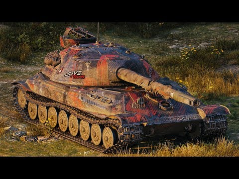 World of Tanks Object 705A - 7 Kills 10,3K Damage