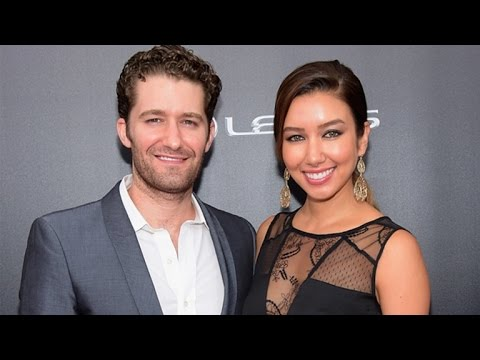 'Glee's' Matthew Morrison Marries Renee Puente