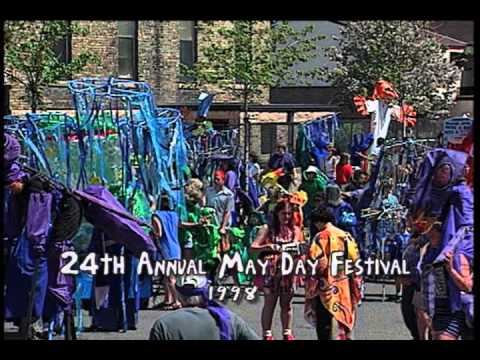 In the Heart of the Beast Puppet & Mask Theatre - May Day Parade and Festival
