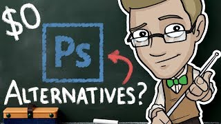 CHEAP and FREE Photoshop Alternatives  0 Art Programs Review