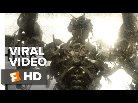 Transformers: The Last Knight Viral Video – Microfiche 2017  Movies Coming Soon