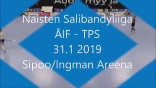 ÅIF - TPS  31.1 2019