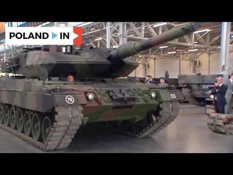 ARMY EQUIPMENT Repair Workshop In POZNAŃ – Poland In