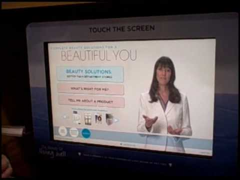 Virtual Beauty Consultant Demo