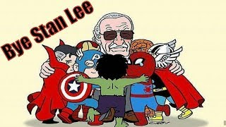 Stan Lee Tribute - The MARVEL Legend!