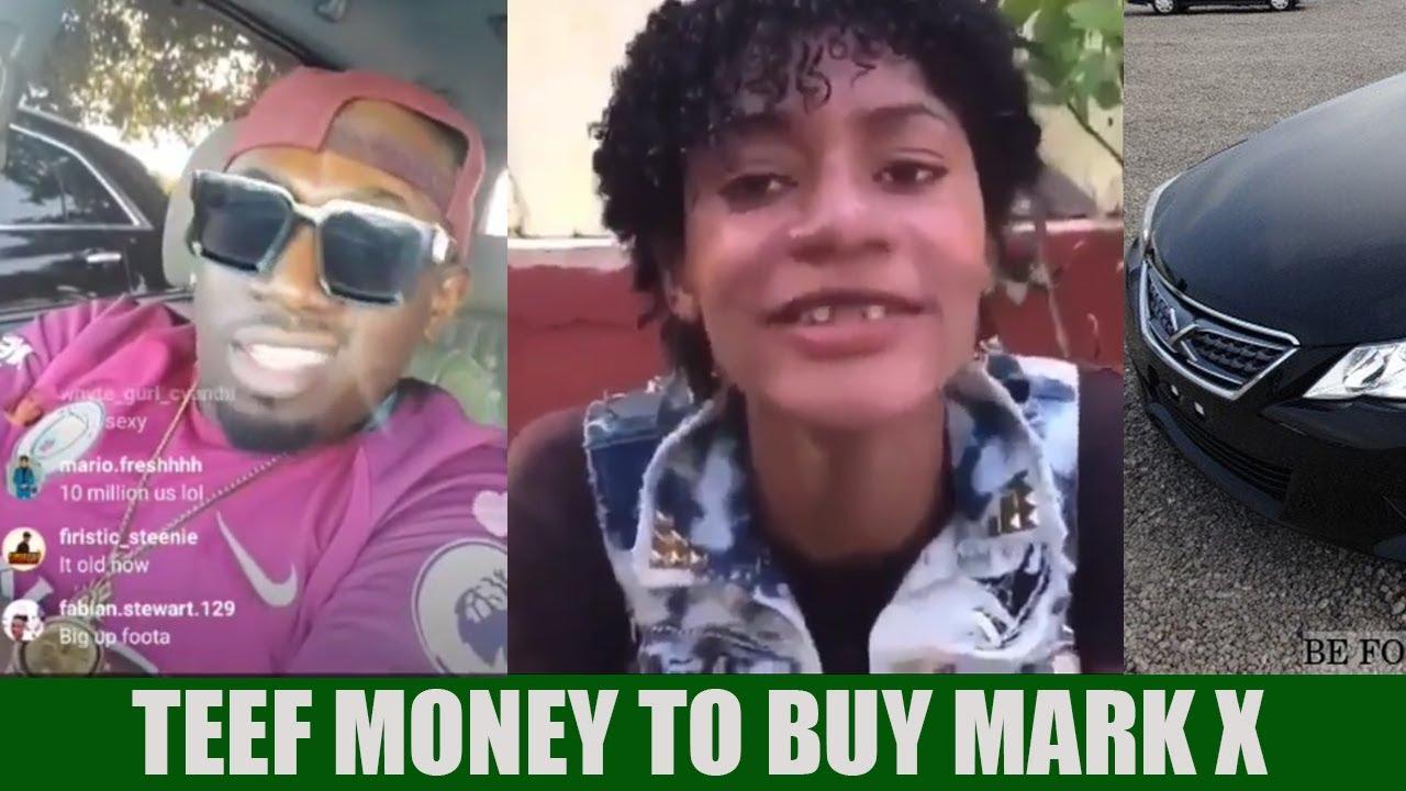Foota hype SHUT UP Ghetto Micheal Jackson 'Your Money Cyah Buy MARK X