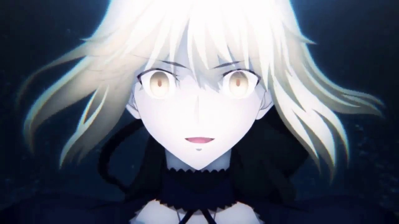 Fate. Stay. Night .Heaven's Feel. Saber. Alter