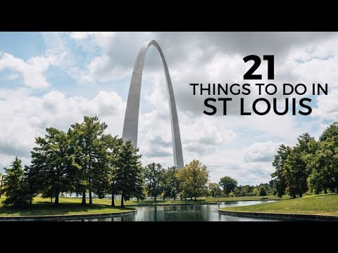 21 Things to do in St Louis