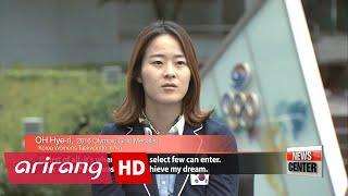 Korea's Olympic Champion: Taekwondo Gold Medalist Oh Hye-ri