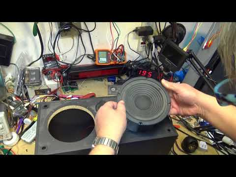Bluetooth Stereo Speaker in a single enclosure