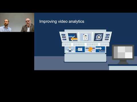 Genetec Video analytics webinar