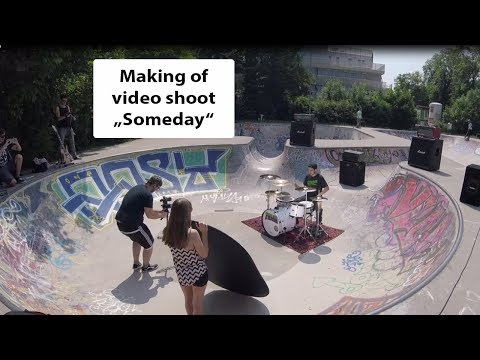 Making of Someday  shoot Here For A Reason