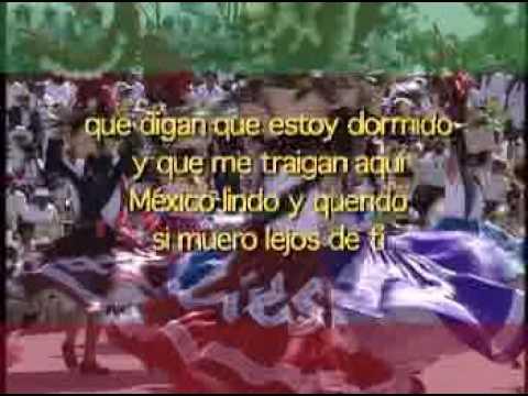 MARIACHI - MEXICO LINDO Y QUERIDO